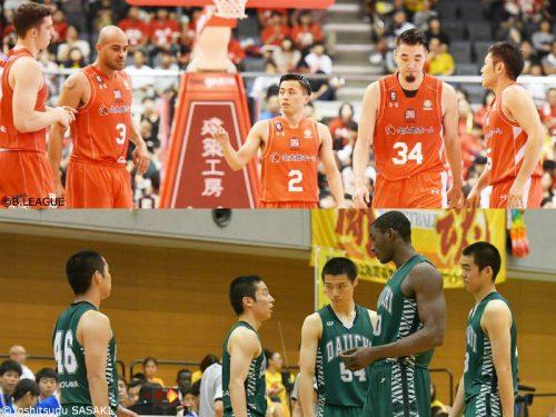 千葉ジェッツvs福岡第一の対決が実現、天皇杯・皇后杯2次ラウンド組み合わせ発表