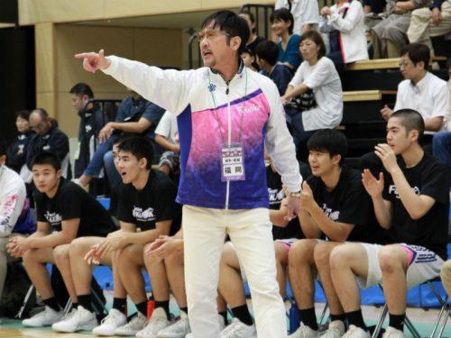 ライジングゼファー福岡、西福岡中元監督の鶴我隆博氏が取締役育成部長に就任