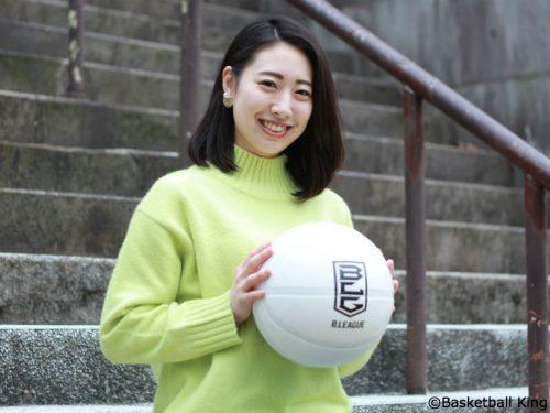 『発掘! Bリーグ女子』〜私がバスケを好きなワケ〜 第4回 渚紗さんの場合