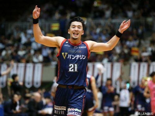 """「""""相棒""""のためにも……」、田渡凌が12アシストの活躍…35分間コートに立ちチームを今季初勝利へ"""
