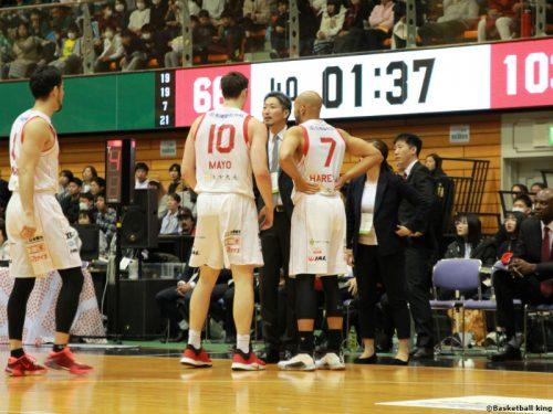 千葉ジェッツの大野篤史HC、福岡第一に快勝も「反省点が残る試合でした」