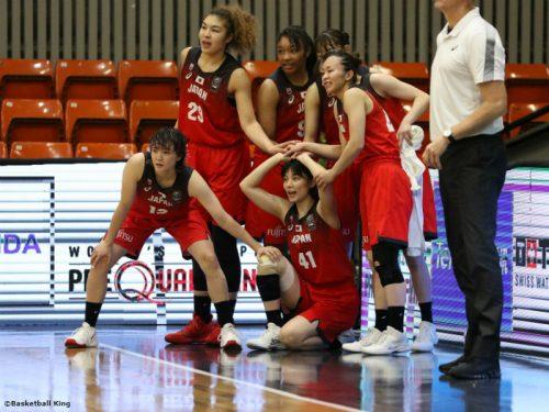 5選手が2ケタ得点をマークした女子日本代表、チャイニーズタイペイを相手に26点差の快勝