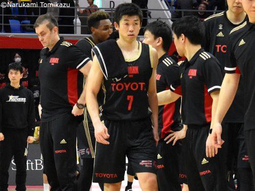 アルバルク東京の主将・正中岳城「3連覇を目指す中でプレーができる、とても幸せですね」