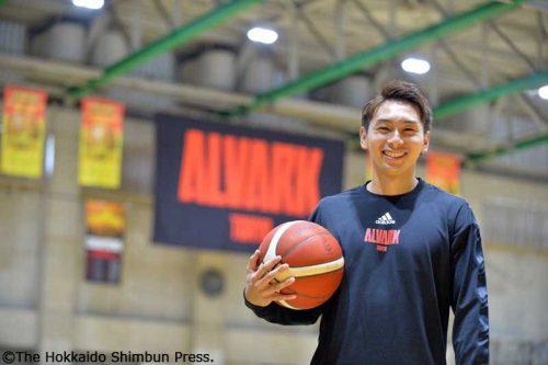 昨季限りでレバンガを退団した山本柊輔「自分の持ち味を出していきたい」アルバルク東京加入