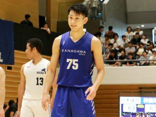 神奈川大の小酒部泰暉が得点王に輝く、MVPは大東文化大のモッチ ラミン/関東大学バスケリーグ戦個人賞