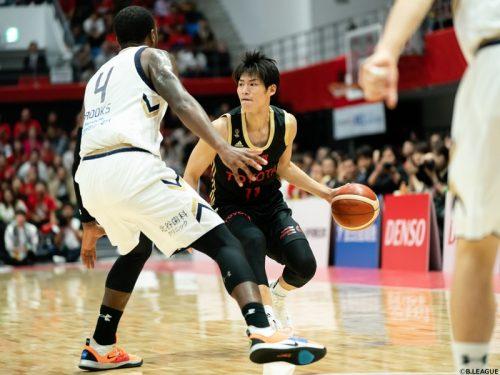 「理想と現実のギャップ」にもがく須田侑太郎「自分が成長して貢献できれば、もっと強いチームになる」