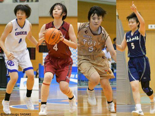 3年ぶりの優勝を目指す桜花学園が第1シード、岐阜女子は連覇なるか/ウインターカップ女子組み合わせ