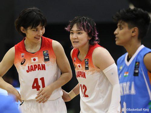 2年ぶりの国際試合で11アシストを記録も「まだトライアウトの身」と吉田亜沙美