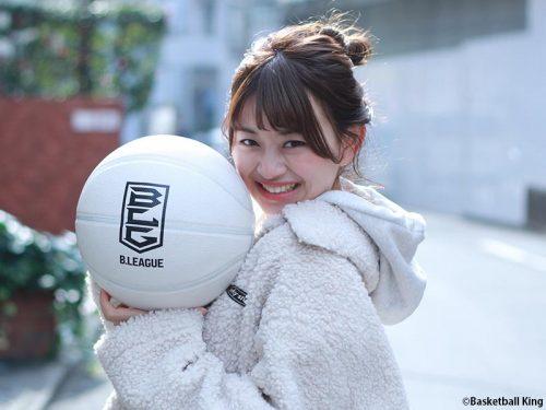 『発掘! Bリーグ女子』〜私がバスケを好きなワケ〜 第6回 戸塚咲季さんの場合