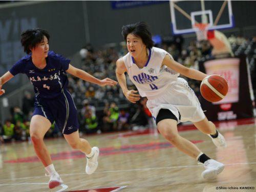 桜花学園が3年ぶりの栄冠、岐阜女子との接戦を制し夏冬2冠達成