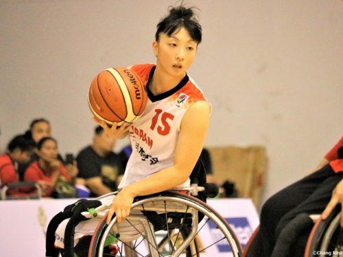 車いす女子日本代表、世界4位の中国に敗れるも「優勝」に向けつかんだ手応え