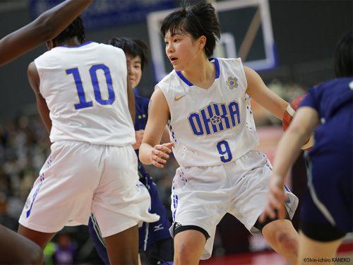 「緊張はしませんでした」と大舞台でも力を発揮した桜花学園の江村優有