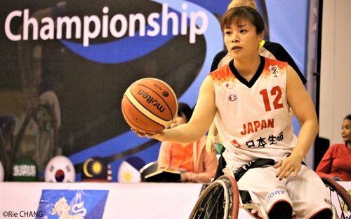 車いすバスケ女子代表、銅メダルを獲得