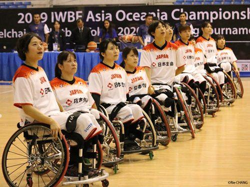 車いすバスケットボール女子日本代表「今年は成長の年」