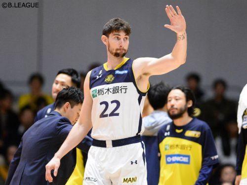 ライアン・ロシターが帰化「これからも日本で過ごせる事を嬉しく思う」…次節は外国籍選手としてプレー