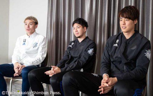 Bリーグオールスター「折茂さんにMVPを」 出場3選手インタビュー