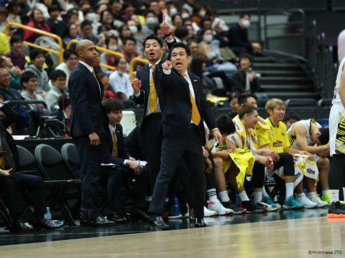 サンロッカーズ渋谷の伊佐勉HC、決勝戦でも「徹底的にボールマンプレッシャーをかけていきたい」