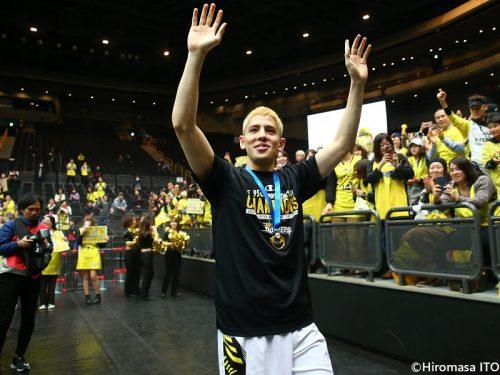 天皇杯MVPを受賞したベンドラメ礼生「優勝できたことは自信になる」
