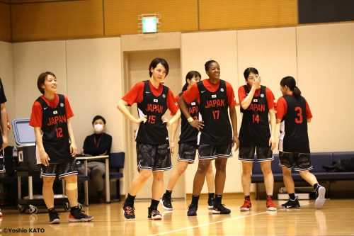 東京五輪出場を目指す3x3女子日本代表、第7次強化合宿に馬瓜ステファニーらを招集