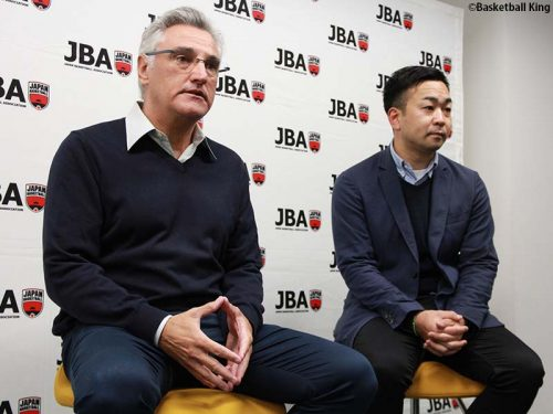 日本代表ラマスHCが記者会見を実施、2月のアジア杯予選メンバーは「W杯の時と少し違う」
