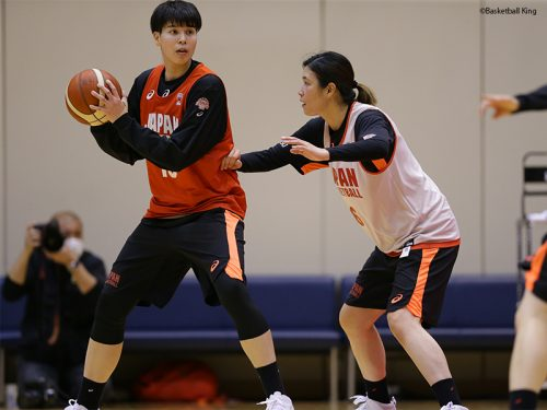 ベルギー開催のOQTに出場する女子日本代表の12名が決定