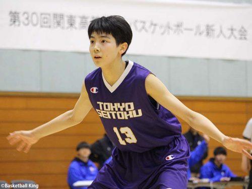 4試合で平均25得点…気弱な1年生・古谷早紀が関東新人大会でつけた確かな自信