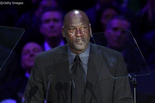 """コービーの追悼式で""""偉大な兄""""ジョーダンが涙ながらに告白「私の一部も失われた」"""