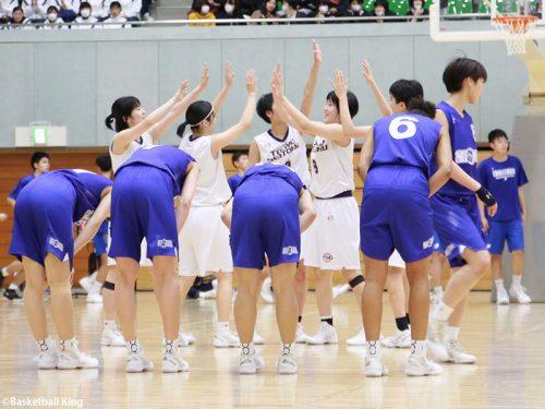 東京成徳大が関東新人大会優勝、昭和学院との決勝を制し3年ぶりの頂点に