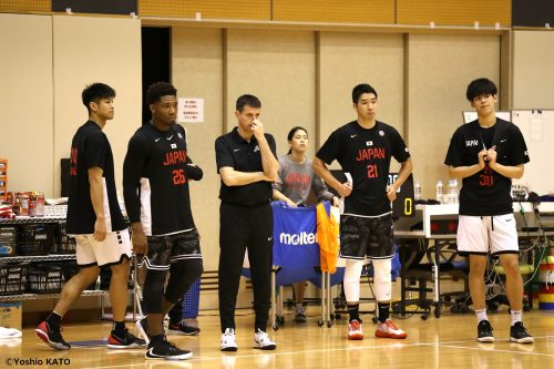 3x3男子日本代表、第5次強化合宿メンバーを発表…過去2回の合宿と同じ10人が選出