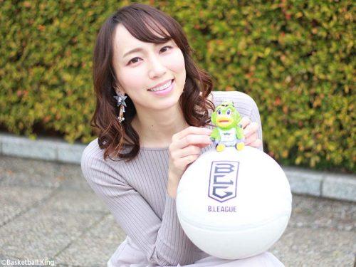 『発掘! Bリーグ女子』〜私がバスケを好きなワケ〜 第8回 岸田彩加さんの場合
