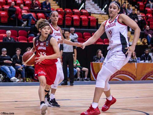 女子日本代表、オリンピック予選は1勝2敗で終了…最終戦でカナダに惜敗