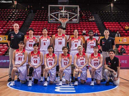 女子日本代表がオリンピック予選白星スタート、後半にスウェーデンを突き放す