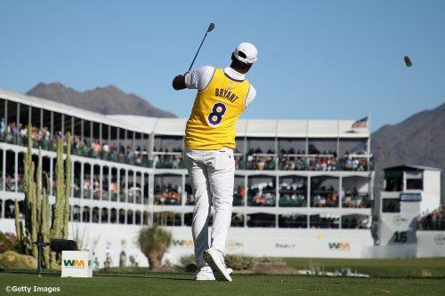 亡きコービーへ捧げる、男子プロゴルフのPGAツアーに見たレジェンド追悼の粋な計らい