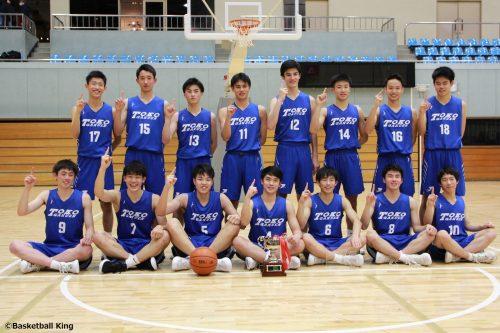 関東新人大会、男子は桐光学園が優勝…3連覇狙う土浦日本大学との決勝を制す