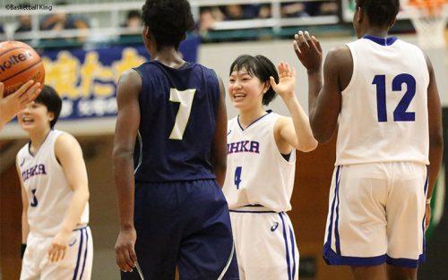 2020年も激しいバトル!岐阜女子を決勝で破った桜花学園が東海新人大会を4年ぶりに優勝