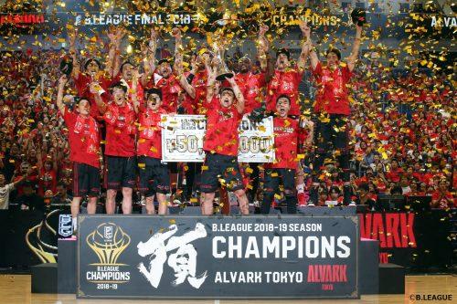 Bリーグチャンピオンシップの開催概要が発表、ファイナルは5月9日に横浜アリーナで実施