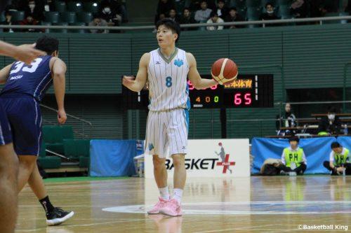 横浜ビー・コルセアーズ、筑波大学ポイントガードの菅原暉と特別指定選手契約を締結