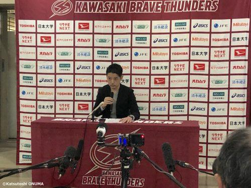 川崎ブレイブサンダースvsレバンガ北海道が急きょ中止に…北海道3選手の発熱を確認