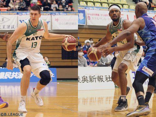 東京エクセレンスの外国籍選手2名が帰国…「本人や家族の不安を考慮し、協議を重ねた結果」