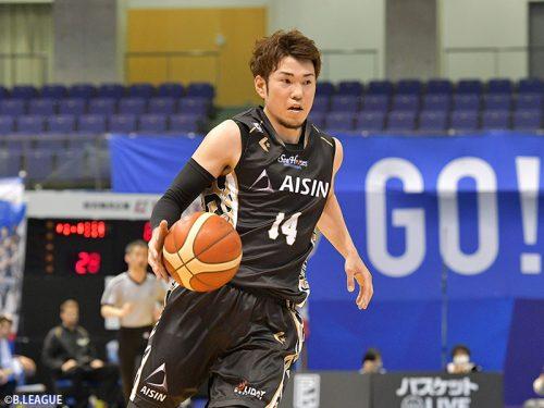 三河の金丸晃輔、加藤寿一が正直な気持ちを吐露。「早く皆さんの前でバスケットがしたい」