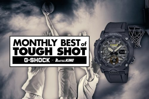 みんなで決めよう! 3月の『MONTHLY BEST of TOUGH SHOT』…抽選でG-SHOCKの最新モデルをプレゼント