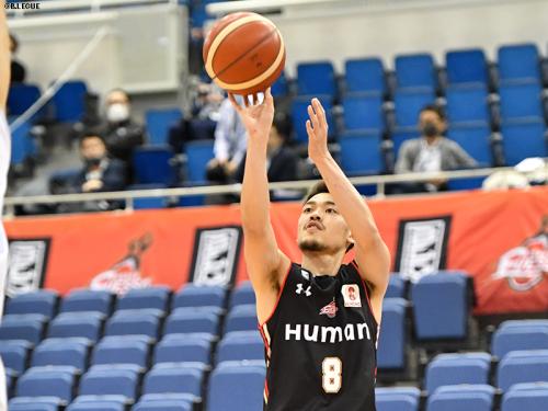 大阪エヴェッサ、長谷川智也の契約満了を発表…今季は40試合に出場し平均3.9得点をマーク