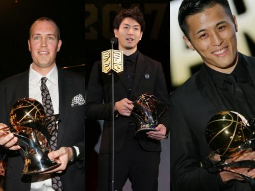 B.LEAGUE AWARD SHOW…過去のMVP、ベスト5、新人賞を振り返る
