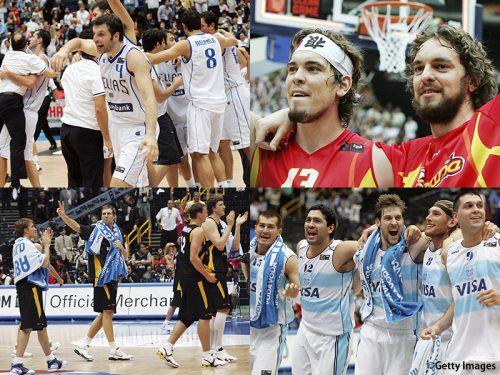 歴史に残る日本開催の2006年世界選手権。スペイン、ギリシャ、アルゼンチン、ドイツの激闘を見よ!<後編>