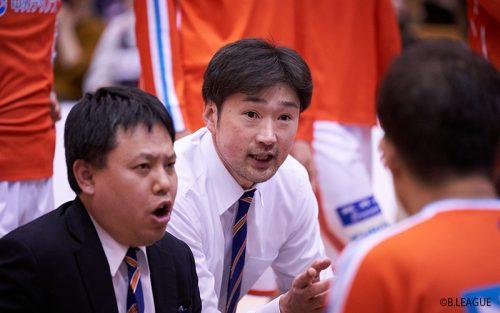 広島、堀田剛司HCの続投を発表…「プレーオフ進出、優勝を目指して戦います」