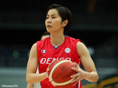3x3女子日本代表でもあるデンソーアイリスの伊集南が引退を発表