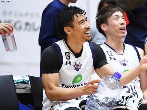 琉球ゴールデンキングス、今季1試合8.8得点をマークした並里成との契約継続を発表