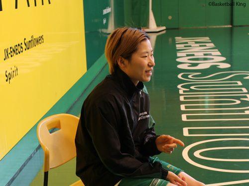 【トッププレーヤーの高校時代】岡本彩也花「今の高校生にはいろんなことに挑戦してほしいと思います」(後編)