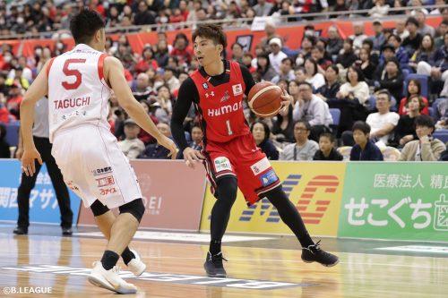 大阪エヴェッサが今野翔太との契約満了を発表…通算12季在籍のチームに別れ