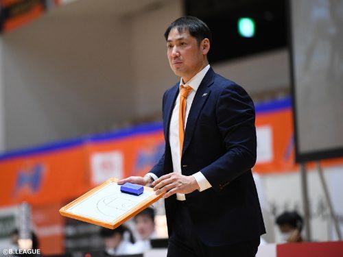 新潟アルビレックスBB、庄司和広HCが契約満了で退任「4年間指揮をとらせていただき本当に感謝」